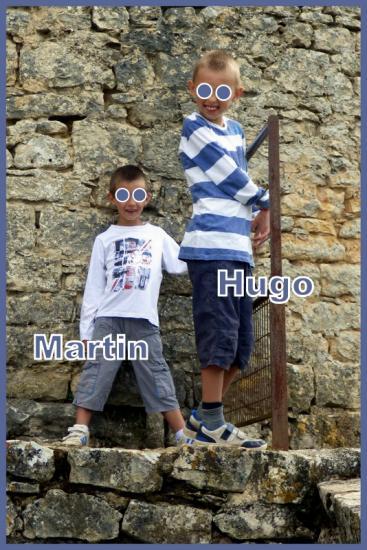 Hugo et Martin