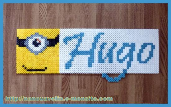 Plaque de porte - Minion
