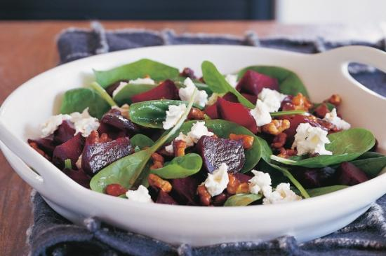 Salade d epinards